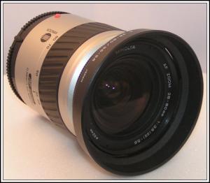 af zoom 28-80mm 1:3.5(22)-5.6 (silver)