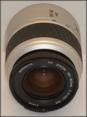 af zoom 35-80mm 1:4(22)-5.6       (silver)