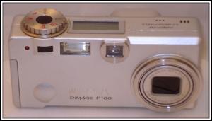 2002 : dimage f100