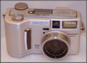 2003 : dimage s414