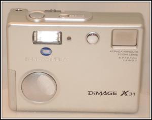 2004 : dimage x31