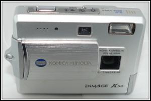 2004: dimage x50