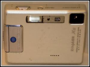 2004 : dimage xg (silver)
