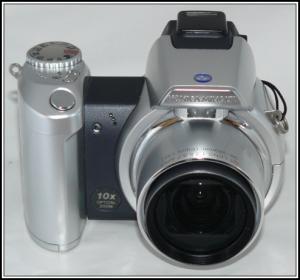 Camera Digital Compact