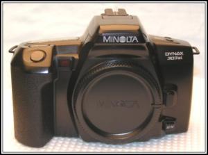 1999 : dynax 303si