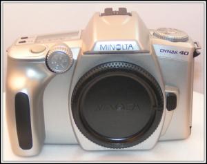 2004 : dynax 40