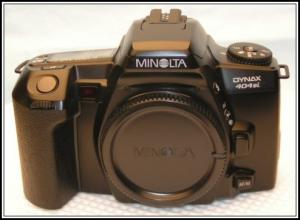 1999 : dynax 404si (black)