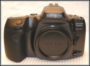 1995 : dynax 500si super