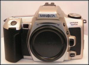 1998 : dynax 505si