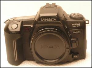 1998 : dynax 505si super (black)