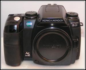 Camera Digital SLR