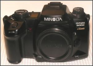 1995 : dynax 600si classic