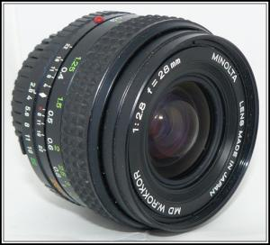 Lenses Manual Focus