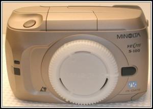 2003 : vectis s100 (silver)