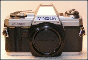 1984 : x-300 (silver)