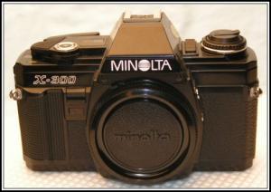 1984 : x-300 (black)