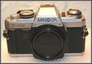 1983 : x-500 (silver)
