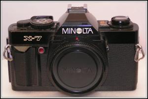 1980 : x-7 (black)