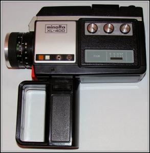 Film camera's